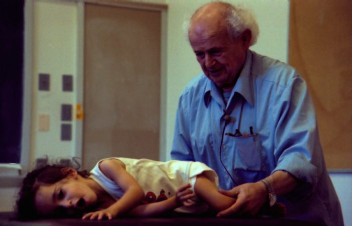3.1 - INTERNATIONAL FELDENKRAIS® FEDERATION ARCHIVE, Michael Wolgensinger