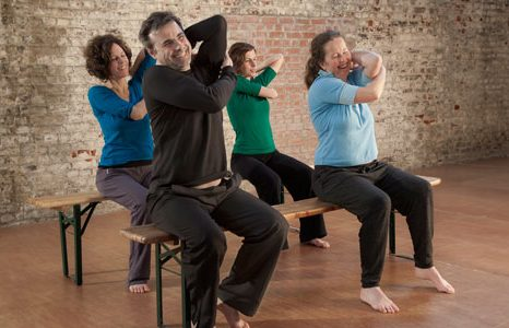 INTERNATIONAL FELDENKRAIS® FEDERATION ARCHIVE, Robert Golden