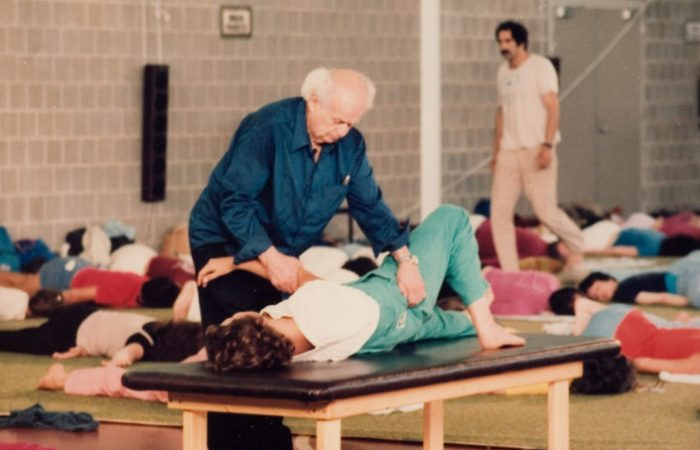 INTERNATIONAL FELDENKRAIS® FEDERATION ARCHIVE, Jerry Karzen